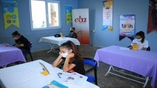 Mersin'de eski okul binaları EBA destek noktası oldu