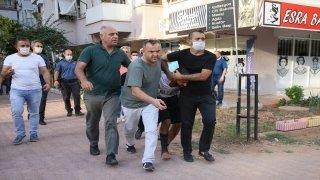 Antalya'da polisin elinden kaçan hırsızlık şüphelisi yakalandı
