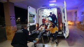 Sivas'ta bıçaklı kavga: 1 ağır yaralı