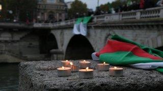 Yüzlerce Cezayirlinin öldürüldüğü 1961 Paris Katliamı, 59. yıl dönümünde anıldı