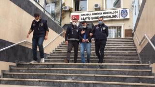 Arnavutköy'de cinayet zanlısı yakalandı