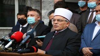Kuzey Makedonya İslam Birliği Başkanlığına Şakir Fetahu seçildi