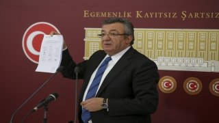 CHP Grup Başkanvekili Engin Altay, gündemi değerlendirdi
