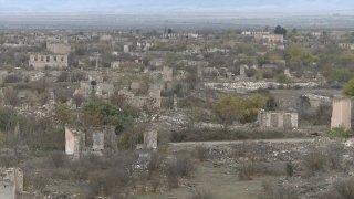 Ermenilerin harabeye dönüştürdüğü kent: Ağdam