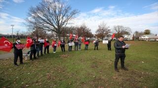 Türk Amerikan Yönlendirme Komitesi, FETÖ'nün ABD'deki Türkiye karşıtı faaliyetlerini protesto etti