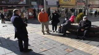 İç Anadolu'da Kovid19 tedbirleri denetimi