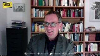 Alman yazar Volker Kutscher, Kara Hafta İstanbul Festivali'ne konuk oldu