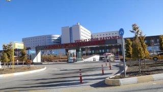 Yozgat Şehir Hastanesi 4 yılda 3 milyonu aşkın hastaya hizmet verdi