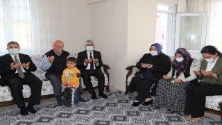 Aile, Çalışma ve Sosyal Hizmetler Bakanı Selçuk, Hatay'da ziyaretler gerçekleştirdi