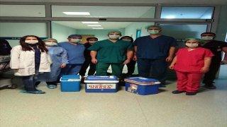 Down sendromlunun organları hastalara hayat verecek