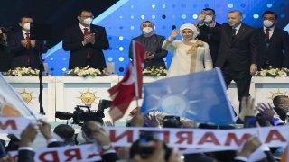 Erdoğan, AK Parti 7. Olağan Büyük Kongresi'nde konuştu: (1)