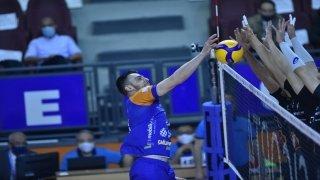 Voleybol: AXA Sigorta Efeler Ligi playoff 78'incilik etabı