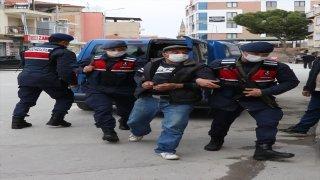 Denizli'deki arsa anlaşmazlığı kavgasında akrabasını tüfekle öldüren kişi tutuklandı