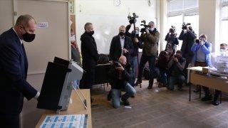 Bulgaristan'da halk milletvekili seçimi için sandık başında