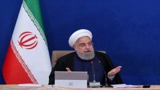 """İran Cumhurbaşkanı Ruhani: """"Nükleer anlaşmanın canlandırılmasında yeni bir döneme şahit oluyoruz"""""""