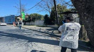 Beşiktaş'taki silahlı kavgada 4 kişi yaralandı
