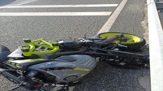 Muğla'da motosiklet bariyerlere çarptı: 2 ölü