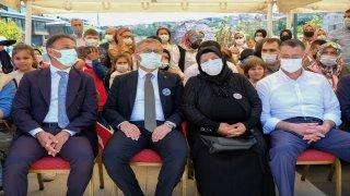 Üsküdar'da şehit Eren Bülbül'ün isminin verildiği park açıldı