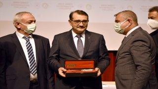Enerji ve Tabii Kaynaklar Bakanı Fatih Dönmez Sinop'a yapılan enerji yatırımlarını anlattı