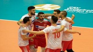 A Milli Erkek Voleybol Takımı, CEV Avrupa Altın Ligi'nde şampiyon oldu