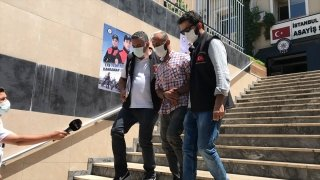 Sultanbeyli'de amcasını öldüren kişi yakalandı