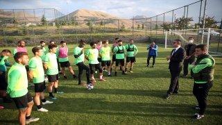 Giresunspor, yeni sezon hazırlıklarını sürdürdü