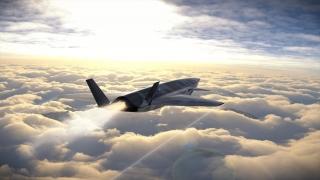 Baykar, Muharip İnsansız Uçak Sistemi (MİUS) projesinin kavramsal tasarım görsellerini paylaştı.