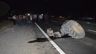 Adıyaman'da trafik kazası: 9 yaralı