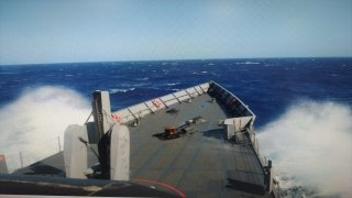 MSB: Doğu Akdeniz'de içerisinde 45 kişinin bulunduğu tekne battı