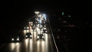 Sakarya'daki kara yollarında Kurban Bayramı tatili dönüşü yoğunluk yaşanıyor