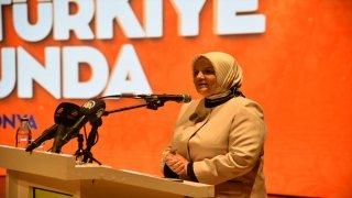 Kadın Emeği Türkiye'nin İstikbali Buluşmaları Konya programı