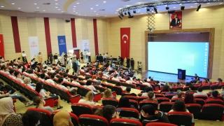 Antalya'da üstün zekalı öğrencilerin katılacağı 4 haftalık yaz kampının açılış toplantısı yapıldı