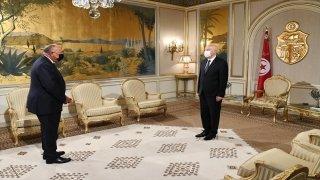 Mısır Dışişleri Bakanı, Tunus Cumhurbaşkanı Said'in kararlarına Sisi'nin desteğini iletti