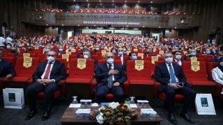 Hazine ve Maliye Bakanı Elvan, Kocaeli'de iş dünyası temsilcileriyle bir araya geldi: (1)