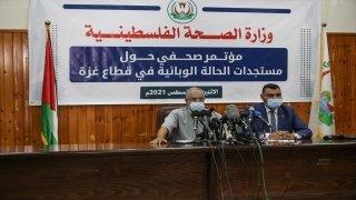 Filistin Sağlık Bakanlığı: Gazze Şeridi'nde Kovid19 salgınında 3. dalgaya girildi