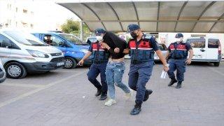 Antalya'da silahlı kavgada bir kişiyi yaralayan şüpheli tutuklandı