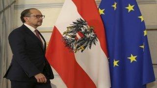 """Avusturya'nın yeni Başbakanı Schallenberg """"Kurz'la çok yakın çalışacağını"""" söyledi"""