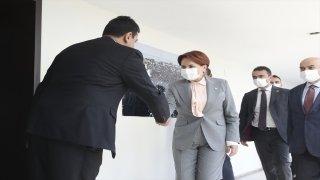 """Akşener'e """"Siyasi cinayetler işlenecek iddiaları"""" soruldu"""
