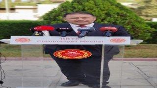 KKTC Başbakanı Saner erken seçime hazır olduklarını açıkladı: