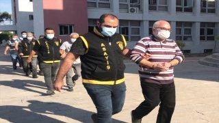 Adana'da 90 firari hükümlünün yakalanması için şafak operasyonu yapıldı